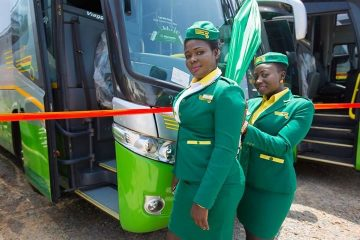 Stewards on Board our Buses