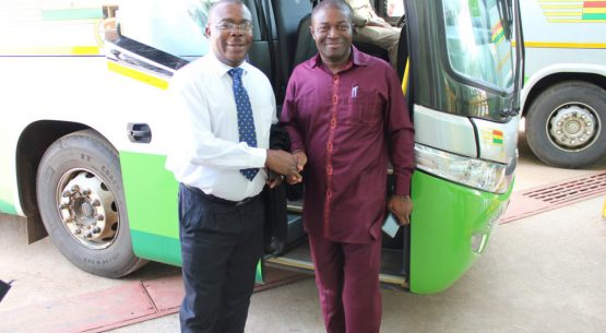 STC begins hourly Service between Accra and Kumasi from July 4 – Nana Akomea